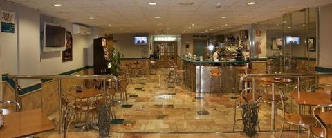 Coffee shop City House Alisas Santander Hotel