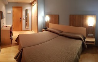 Room City House Alisas Santander Hotel
