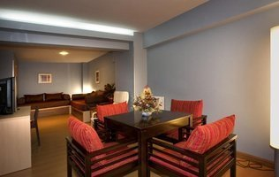 Living room City House Alisas Santander Hotel
