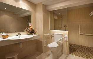 Bathroom City House Alisas Santander Hotel
